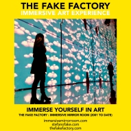 THE FAKE FACTORY immersive mirror room_01145