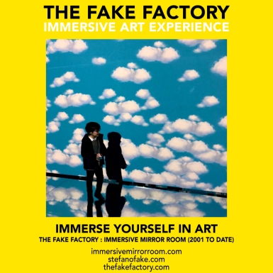 THE FAKE FACTORY immersive mirror room_01146