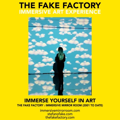 THE FAKE FACTORY immersive mirror room_01159
