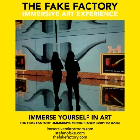 THE FAKE FACTORY immersive mirror room_01161