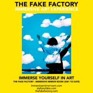 THE FAKE FACTORY immersive mirror room_01194