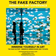 THE FAKE FACTORY immersive mirror room_01200