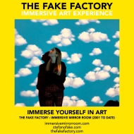 THE FAKE FACTORY immersive mirror room_01202