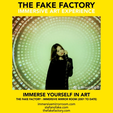 THE FAKE FACTORY immersive mirror room_01207