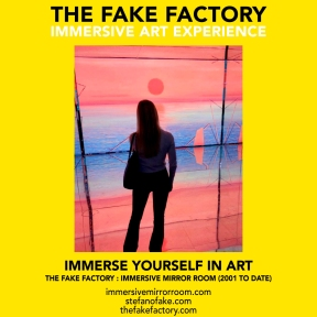 THE FAKE FACTORY immersive mirror room_01216