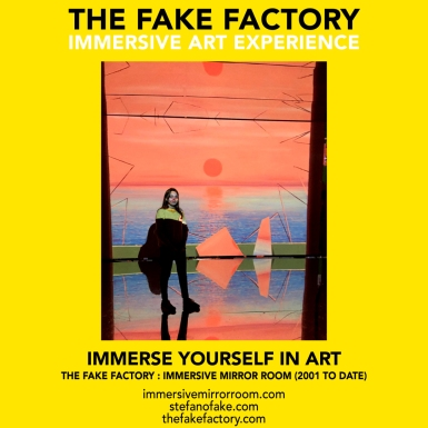 THE FAKE FACTORY immersive mirror room_01224