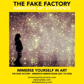 THE FAKE FACTORY immersive mirror room_01230