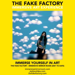 THE FAKE FACTORY immersive mirror room_01240