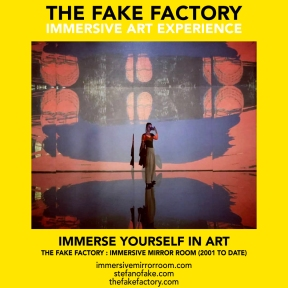 THE FAKE FACTORY immersive mirror room_01247