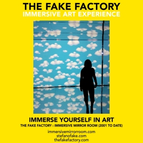 THE FAKE FACTORY immersive mirror room_01249