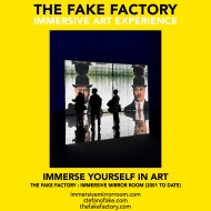 THE FAKE FACTORY immersive mirror room_01254