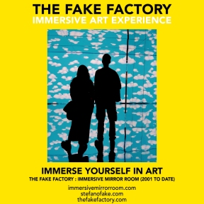 THE FAKE FACTORY immersive mirror room_01257