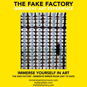 THE FAKE FACTORY immersive mirror room_01258