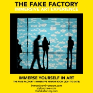 THE FAKE FACTORY immersive mirror room_01289