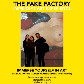 THE FAKE FACTORY immersive mirror room_01300
