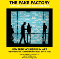 THE FAKE FACTORY immersive mirror room_01307