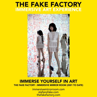 THE FAKE FACTORY immersive mirror room_01312