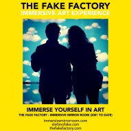 THE FAKE FACTORY immersive mirror room_01313