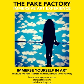 THE FAKE FACTORY immersive mirror room_01316