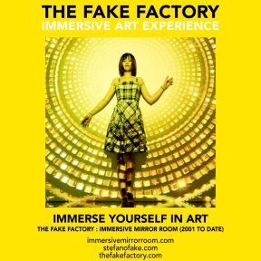 THE FAKE FACTORY immersive mirror room_01319