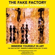 THE FAKE FACTORY immersive mirror room_01321