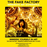 THE FAKE FACTORY immersive mirror room_01327