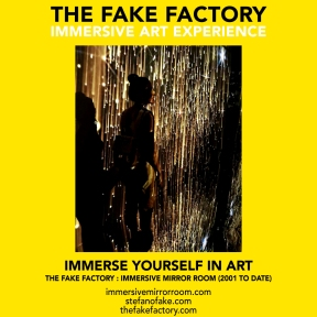 THE FAKE FACTORY immersive mirror room_01332