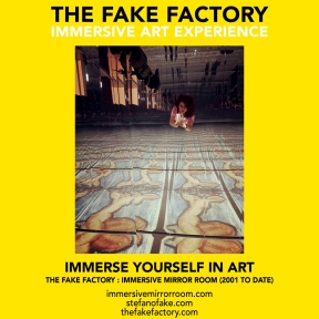 THE FAKE FACTORY immersive mirror room_01343