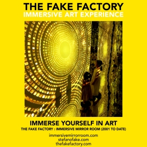 THE FAKE FACTORY immersive mirror room_01358