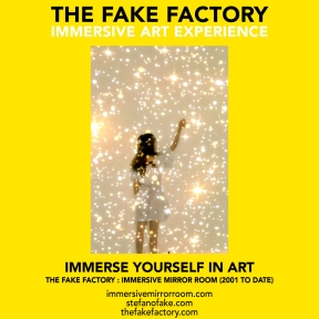 THE FAKE FACTORY immersive mirror room_01366