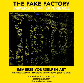 THE FAKE FACTORY immersive mirror room_01384