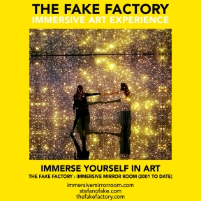THE FAKE FACTORY immersive mirror room_01399