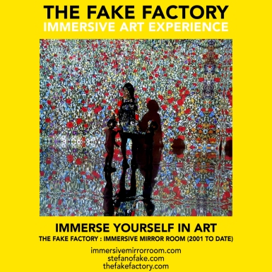 THE FAKE FACTORY immersive mirror room_01405