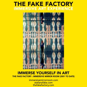 THE FAKE FACTORY immersive mirror room_01429