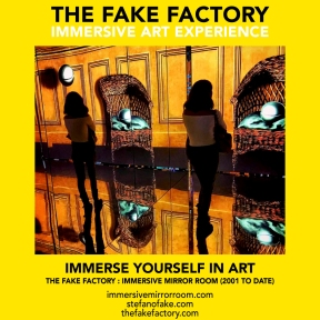 THE FAKE FACTORY immersive mirror room_01448