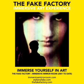 THE FAKE FACTORY immersive mirror room_01478