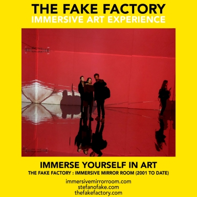 THE FAKE FACTORY immersive mirror room_01486