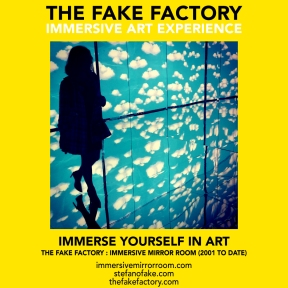 THE FAKE FACTORY immersive mirror room_01492