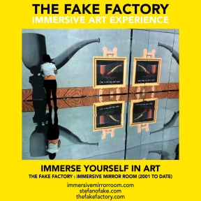 THE FAKE FACTORY immersive mirror room_01495