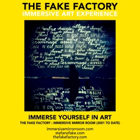THE FAKE FACTORY immersive mirror room_01498