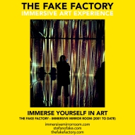 THE FAKE FACTORY immersive mirror room_01507