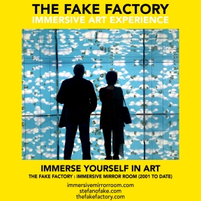 THE FAKE FACTORY immersive mirror room_01516