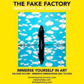 THE FAKE FACTORY immersive mirror room_01518