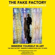 THE FAKE FACTORY immersive mirror room_01523