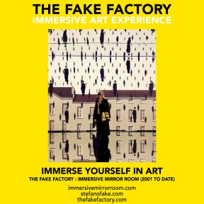 THE FAKE FACTORY immersive mirror room_01534