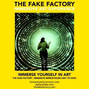 THE FAKE FACTORY immersive mirror room_01555