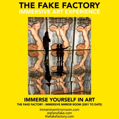 THE FAKE FACTORY immersive mirror room_01556