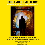 THE FAKE FACTORY immersive mirror room_01557