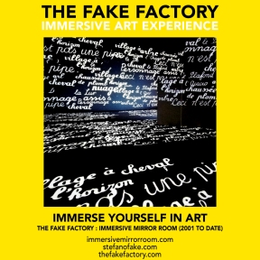THE FAKE FACTORY immersive mirror room_01559