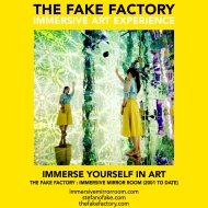THE FAKE FACTORY immersive mirror room_01572
